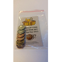 TableTop Collector's Coin Pack