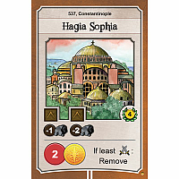 Nations: Hagia Sophia promo card