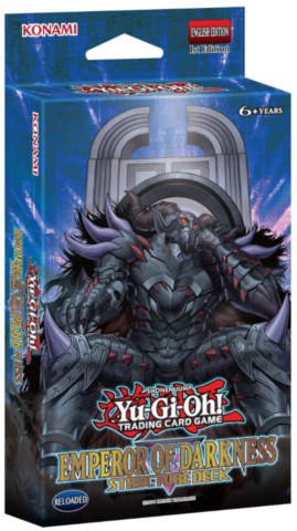 Emperor of Darkness Structure Deck_boxshot