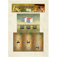 ZhanGuo: Brettspiel Adventskalender 2015 Expansion