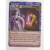 Mage Wars: Teleport Promo Card