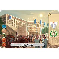 7 Wonders: Duel – The Messe Essen