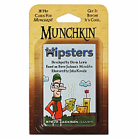Munchkin: Hipsters