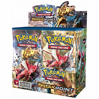 XY- BREAKpoint booster box (36 boosters)