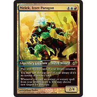 Melek, Izzet Paragon (Dragon's Maze Game Day) (Full-Art)