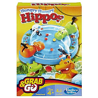 Hungry Hungry Hippos: Grab & Go