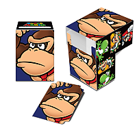 Super Mario: Donkey Kong Full-View Deck Box