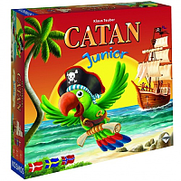 Catan Junior (Sv)
