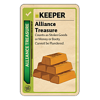 FireFly Fluxx: Alliance Treasure (Promo)