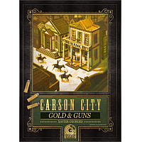Carson City: Gold & Guns