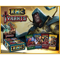 Epic Card Game: Tyrants - Markus' Command