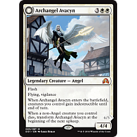 Archangel Avacyn ( Foil ) ( Shadows over Innistrad )