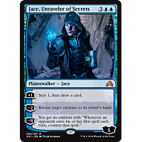Jace, Unraveler of Secrets (Foil)