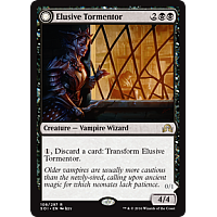 Elusive Tormentor (Shadows over Innistrad Prerelease)