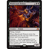 Mindwrack Demon (Prerelease)