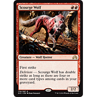Scourge Wolf