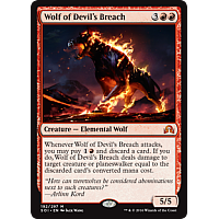 Wolf of Devil's Breach