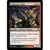 Fulminator Mage ( Signed by Artist )