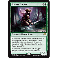 Tireless Tracker ( Foil )