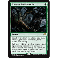 Traverse the Ulvenwald ( Foil )
