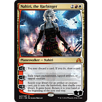 Nahiri, the Harbinger (Prerelease)