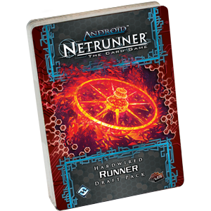 Android: Netrunner - Hardwired Draft: Runner Pack_boxshot