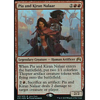 Pia and Kiran Nalaar (Intro Pack)
