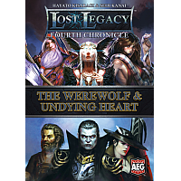Lost Legacy - Fourth Chronicle: The Werewolf & Undying Heart