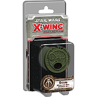 Star Wars: X-Wing Miniatures Game - Scum Maneuver Dial Upgrade Kit