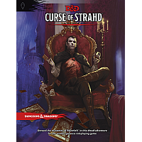 Dungeons & Dragons – Curse Of Strahd Adventure