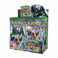 XY- Fates Collide booster box (36 boosters)