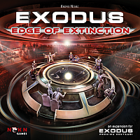 Exodus: Edge Of Extinction ( expansion to Exodus: Proxima Centauri Revised)