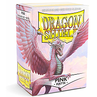 Dragon Shield - Matte Pink (100)
