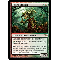 Vexing Shusher ( Foil )