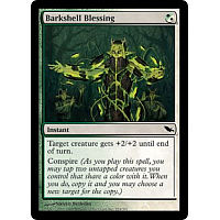 Barkshell Blessing