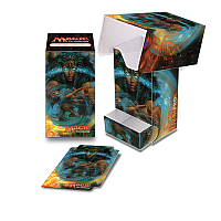 Eternal Masters - June Release Full-View Deck Box with Tray