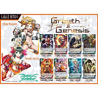 Luck & Logic: Growth & Genesis Booster Display (20 boosters)