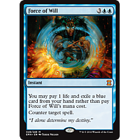 Force of Will ( Foil )