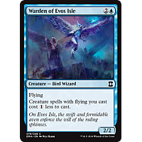 Warden of Evos Isle