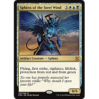 Sphinx of the Steel Wind ( Foil )
