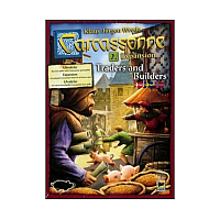Carcassonne: Traders & Builders 2.0 (sv, 2015)