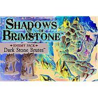 Shadows of Brimstone: Dark Stone Brutes • Enemy Pack