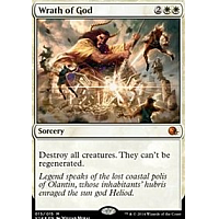 Wrath of God 	From the Vault: Annihilation (Foil)