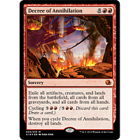 Decree of Annihilation From the Vault: Annihilation (Foil)
