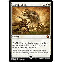 Martial Coup  (From the Vault: Annihilation (Foil)