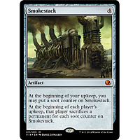 Smokestack 	From the Vault: Annihilation (Foil)