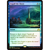 Engulf the Shore (prerelease foil)