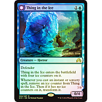 Thing in the Ice ( Foil ) ( Shadows over Innistrad )