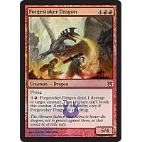 Born of the Gods Prerelease pack - Forgestoker Dragon