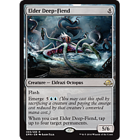 Elder Deep-Fiend ( Foil ) (Eldritch Moon Prerelease)